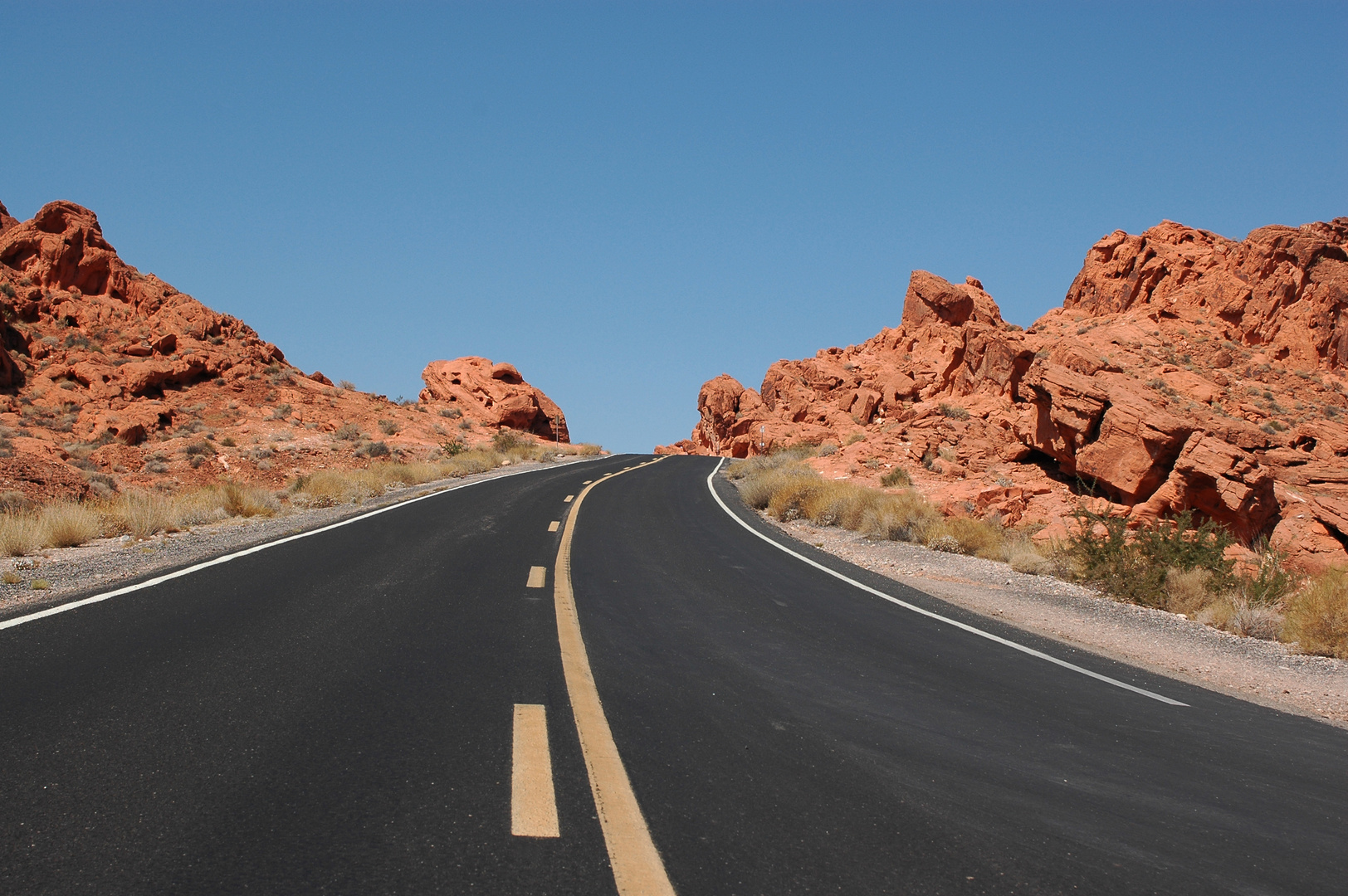 Statepark Valley of Fire, Nevada USA