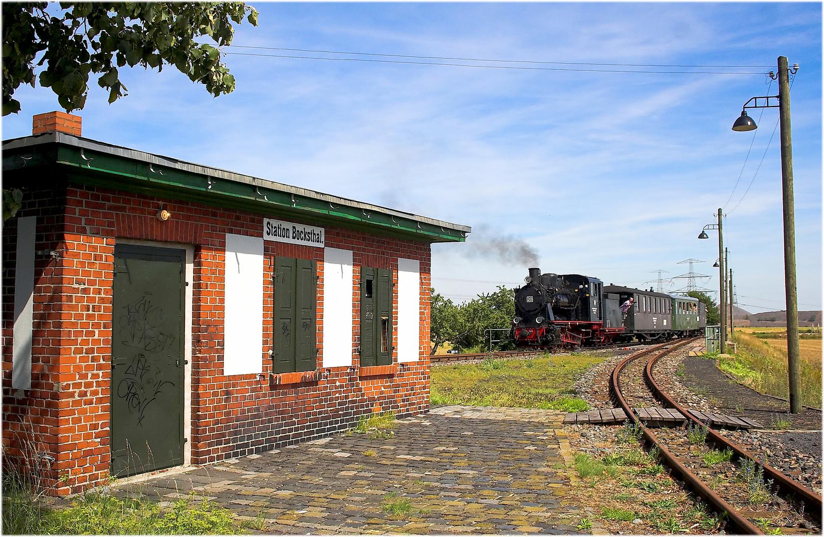 Station Bockstahal