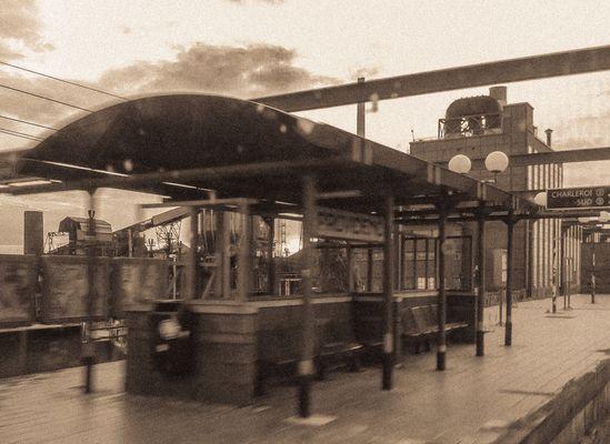 station de metro Providence