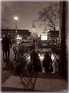 """Station de métro """"République""""..."""