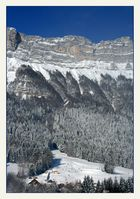 station de ski familiale à St Hilaire du Touvet