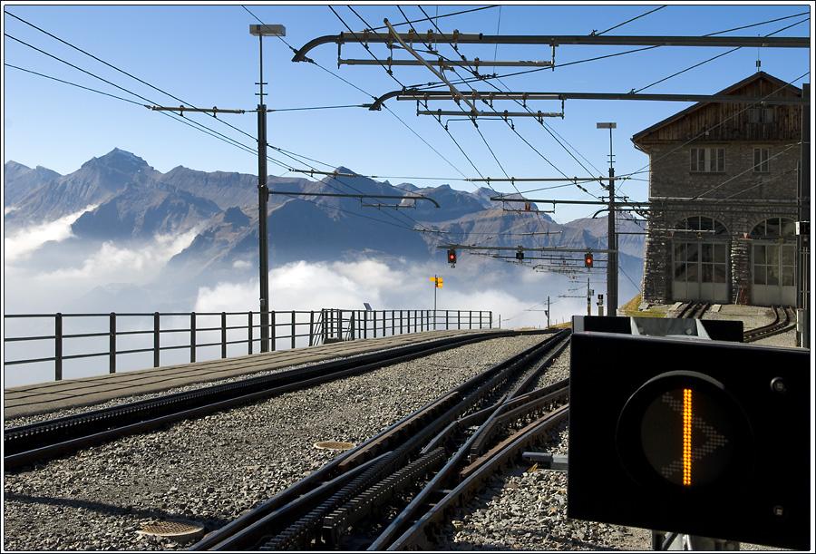 Station Eigergletscher