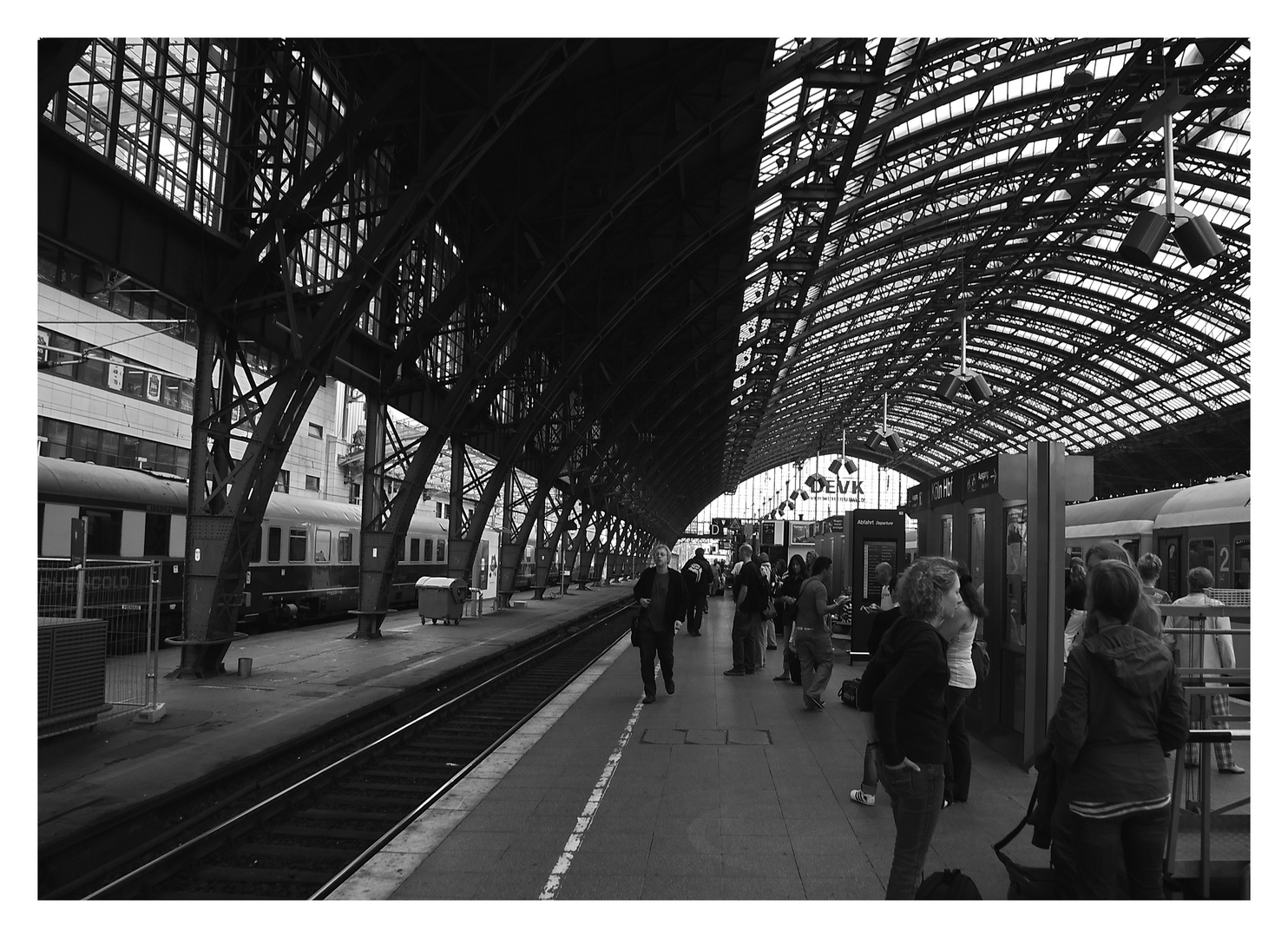 Station life