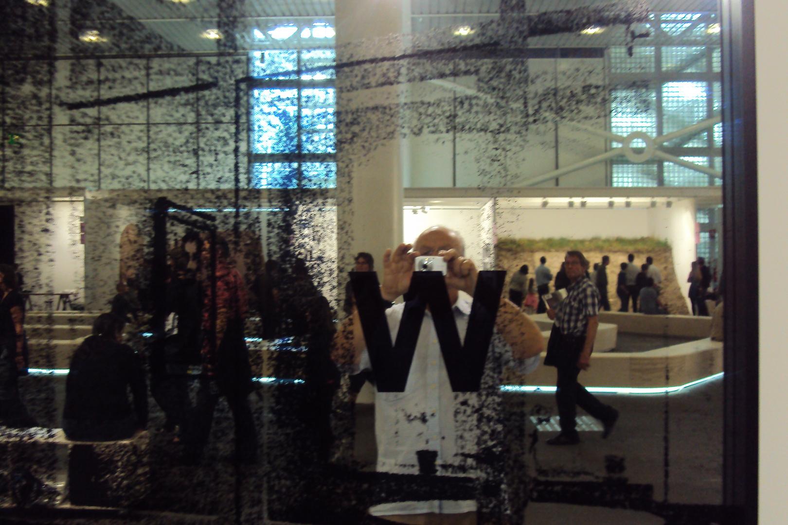Stativ-W auf der ART 2011 in Basel