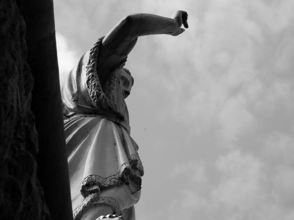 Statua Lourdes