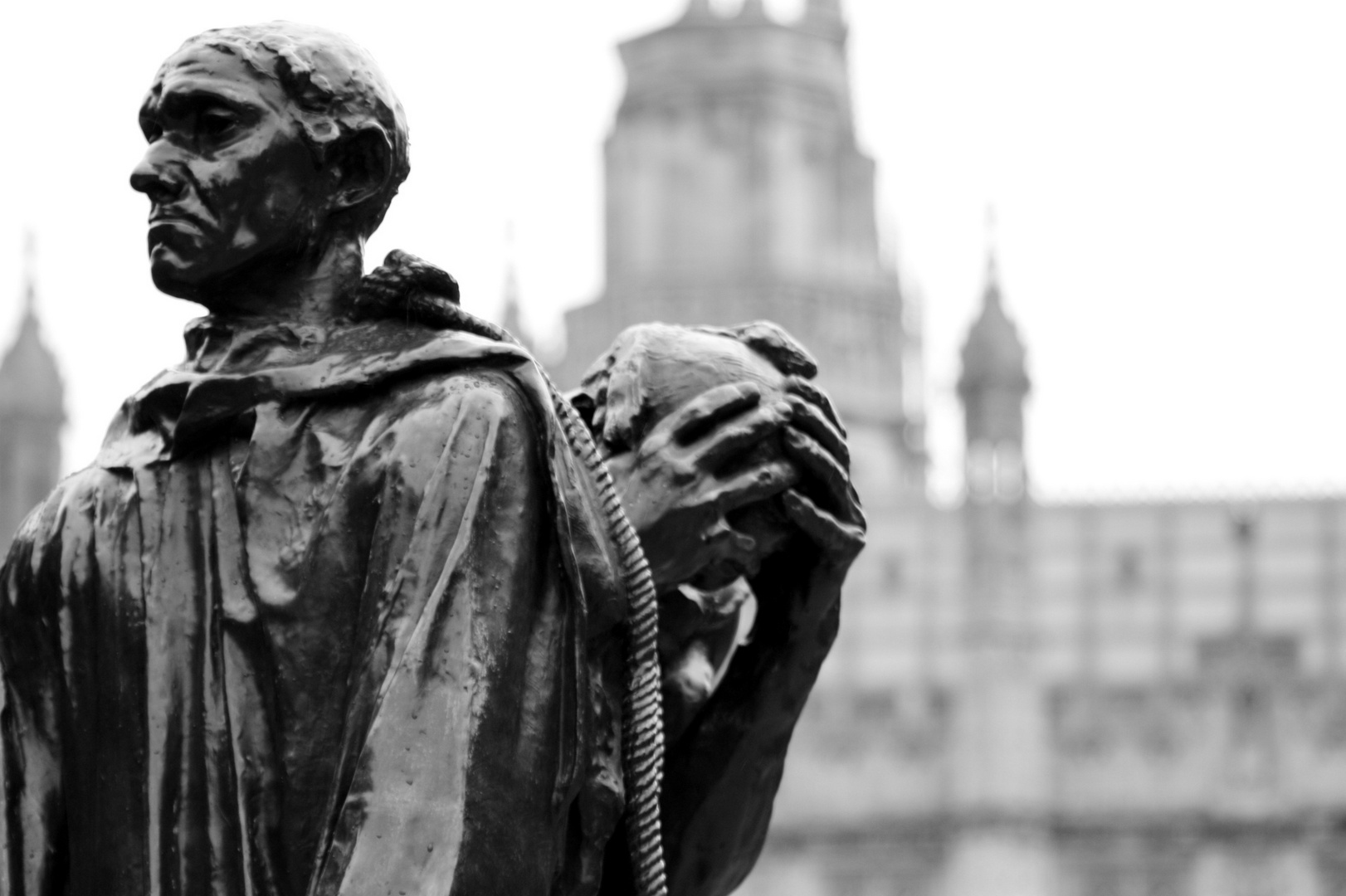 Statue at Victoria Tower Gardens