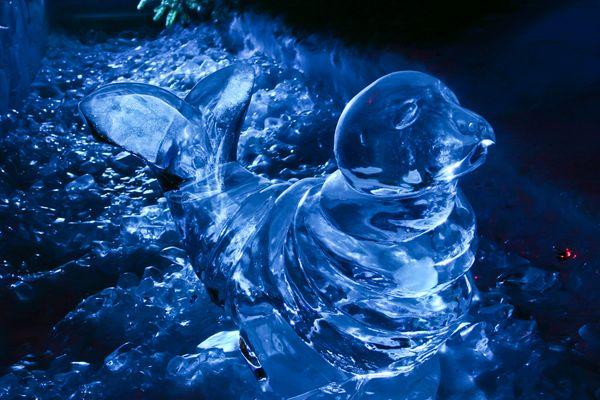statue de glace 3