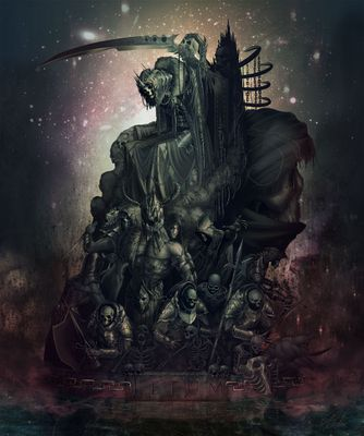 Statue Death
