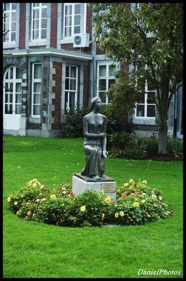 Statue du Parc de Flémalle