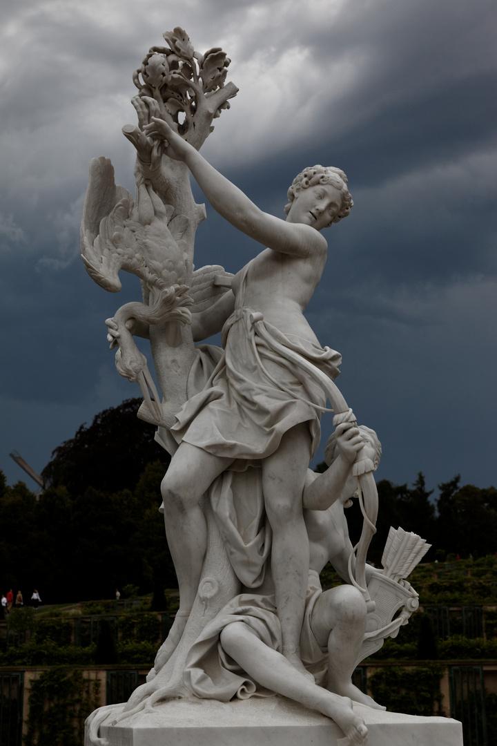 Statue im Park Sanssouci 1