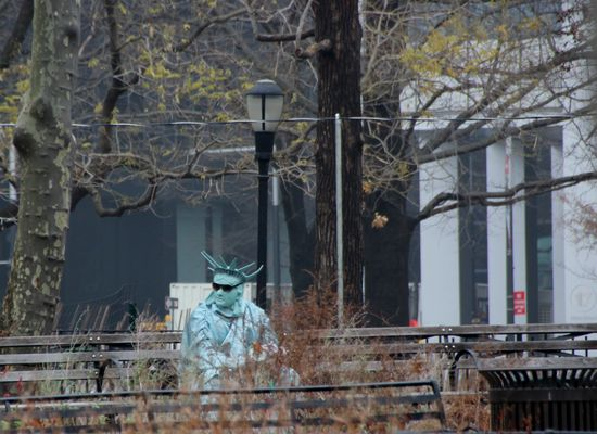 Statue of Liberty break (EOS 600d)