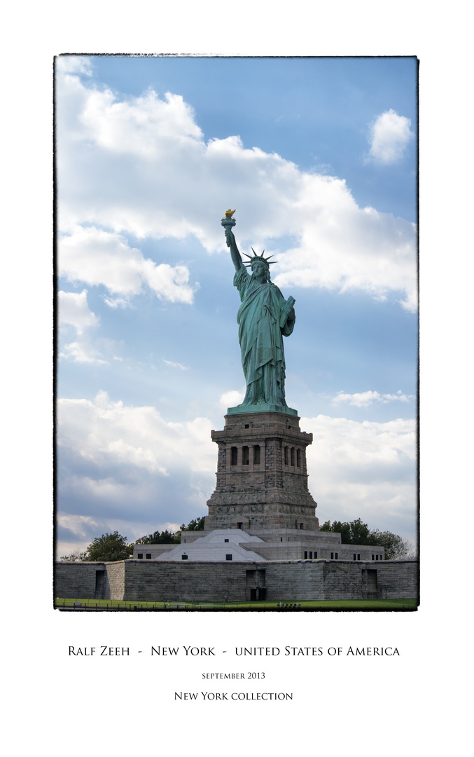 Statue of Liberty no.4