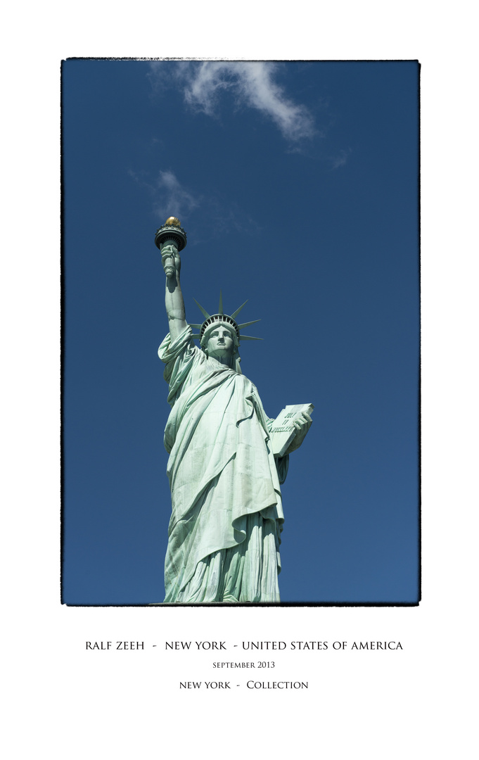 Statue of Liberty no.6