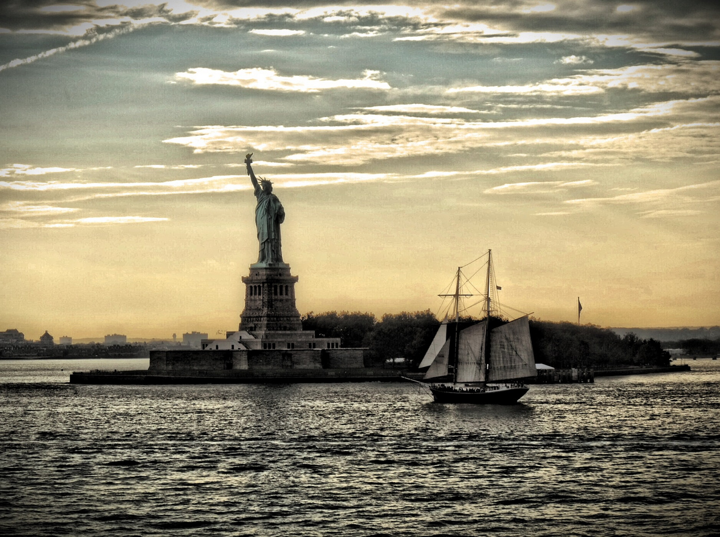 Statue of Liberty, NYC