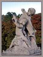 Statue @ Schloss Nordkirchen