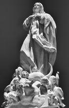 Statue Unbefleckte Empfängnis, Sevilla