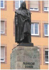 Statue von Albrecht Dürer