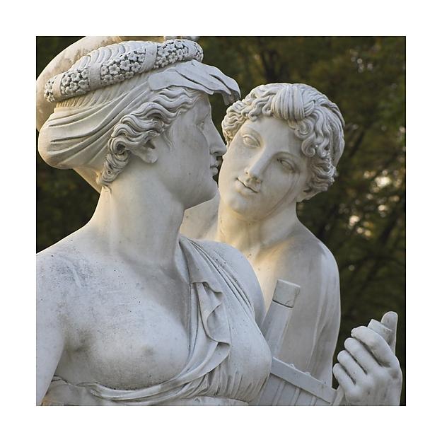 Statuen im Rosensteinpark