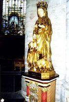 Statur der heiligen Gudula