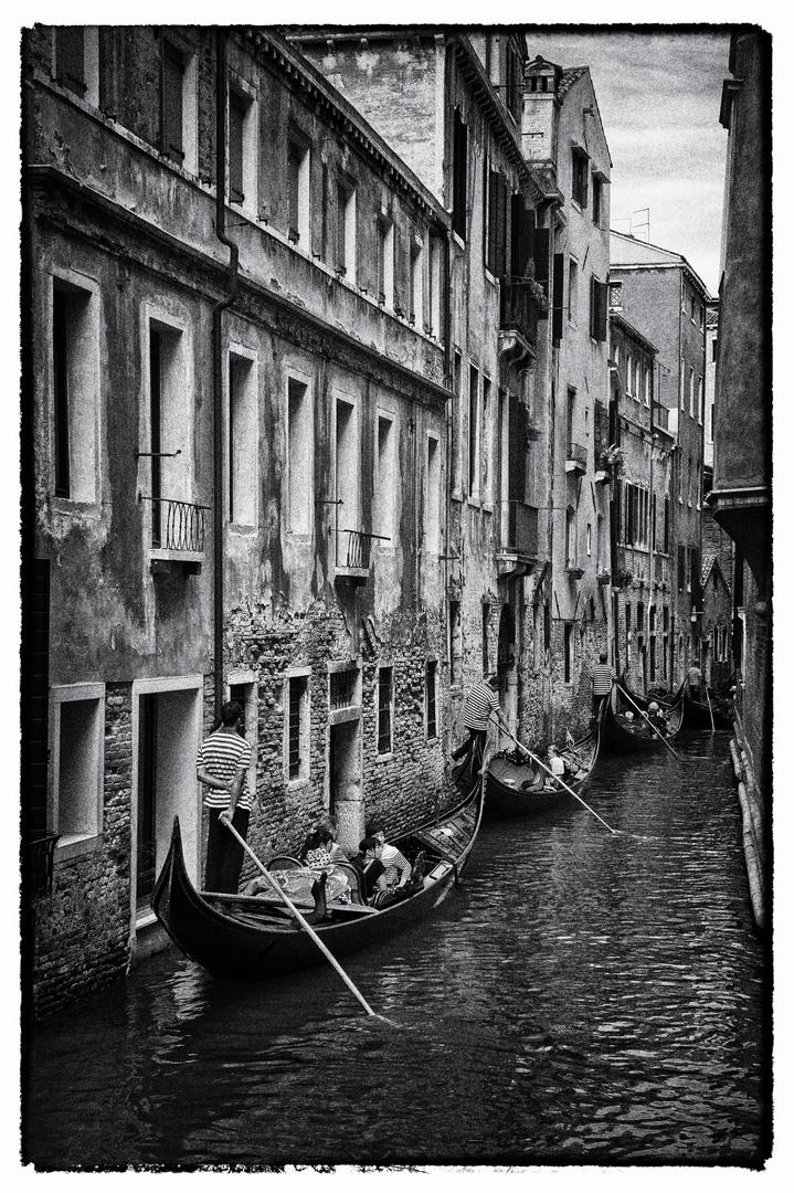 Stau auf Venezianisch II