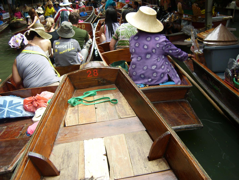 - STAU - Floating Market