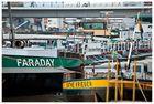 Stau im Hafen MA 2