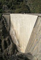 Staudamm Val Verzasca (TI/CH)