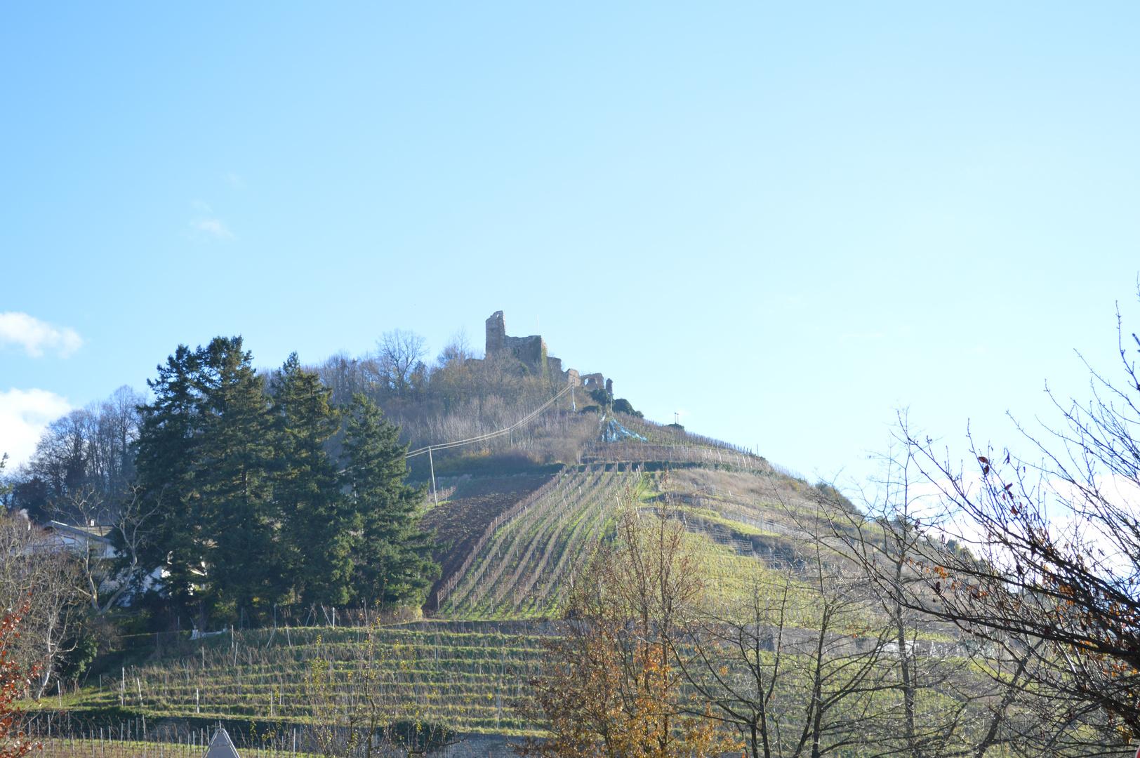 Staufen Burg bw