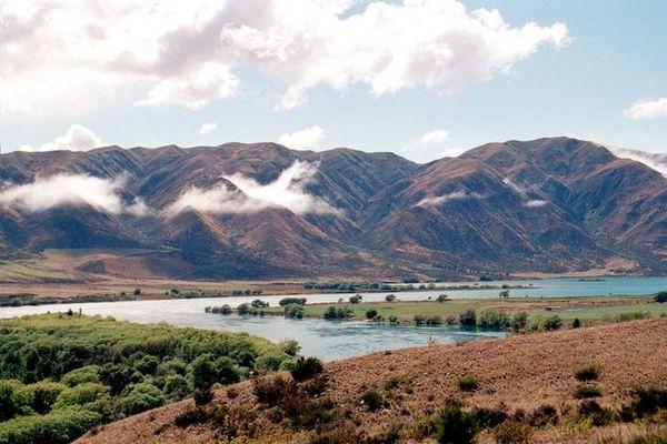 Stausee auf der Südinsel