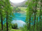 """Stausee """"Lago di Vernago"""" (Italien)"""