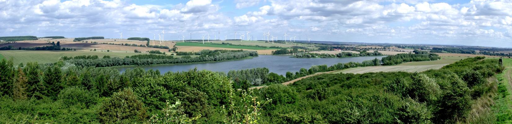 Stausee Wangenheim-Tüngeda