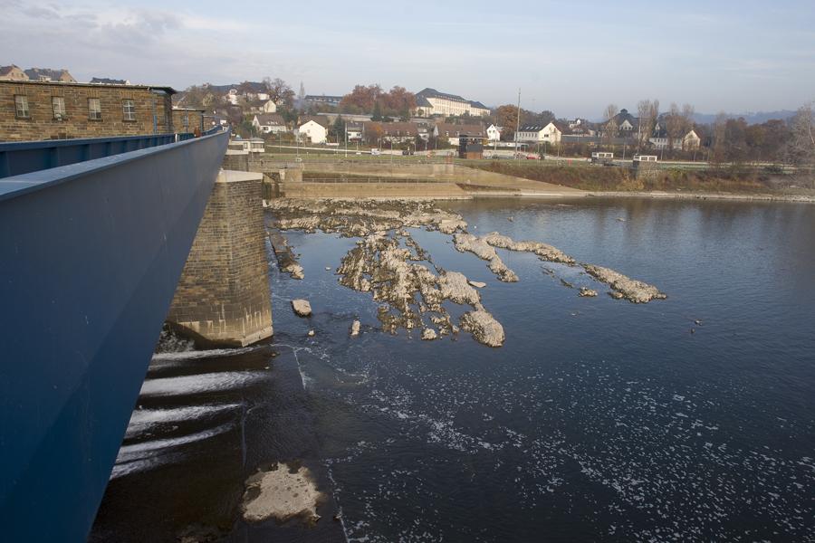 Staustufe Koblenz