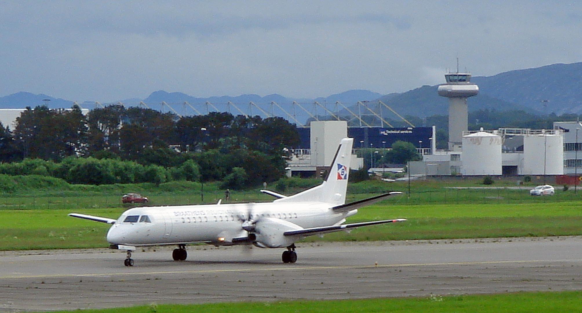 Stavanger International Airport / Sola