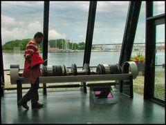 Stavanger, Oil Museum.