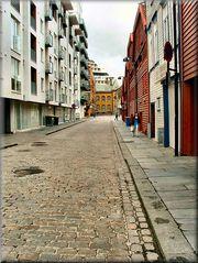 Stavanger`s street