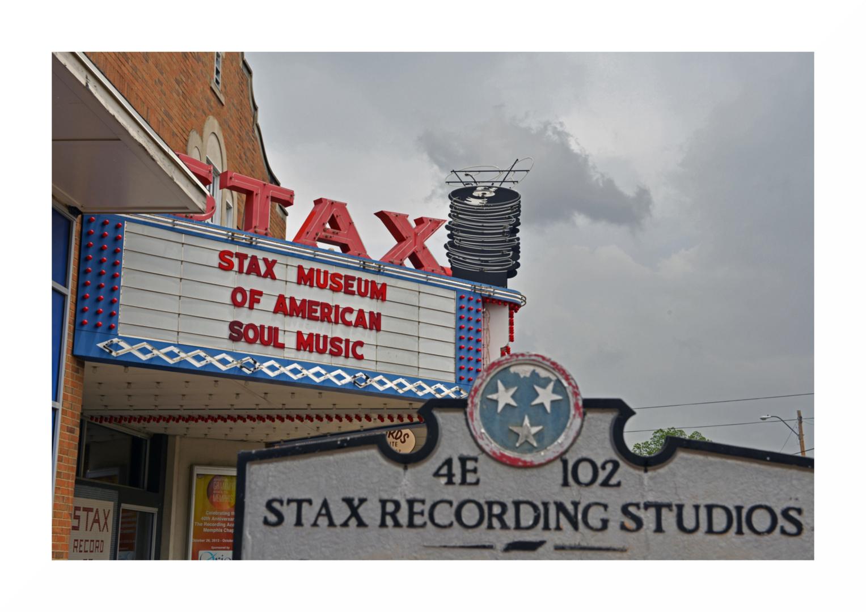 Stax Records Memphis