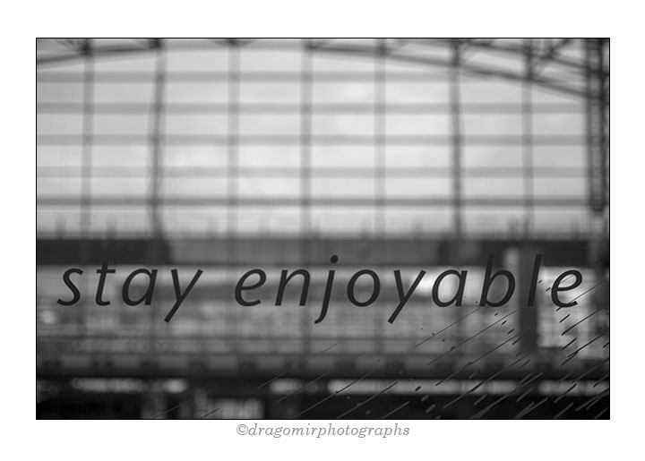 stay enjoyable