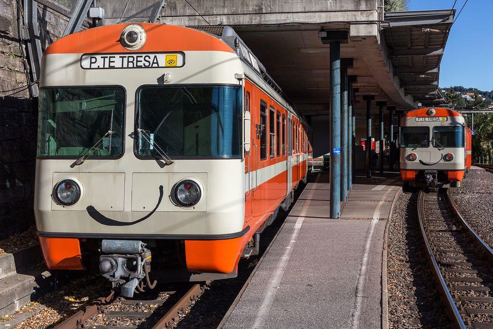 Stazione FLP di Lugano