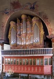St.Bartholomäus in Wesselburen-Orgel