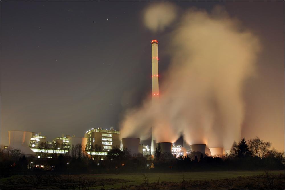 Steag-Kraftwerk Herne