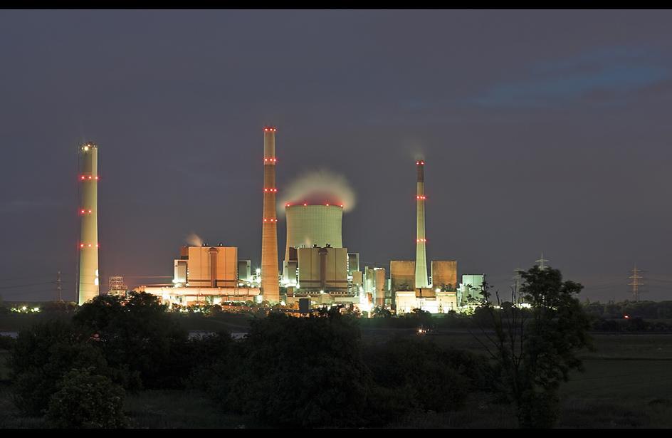Steag Kraftwerk Voerde