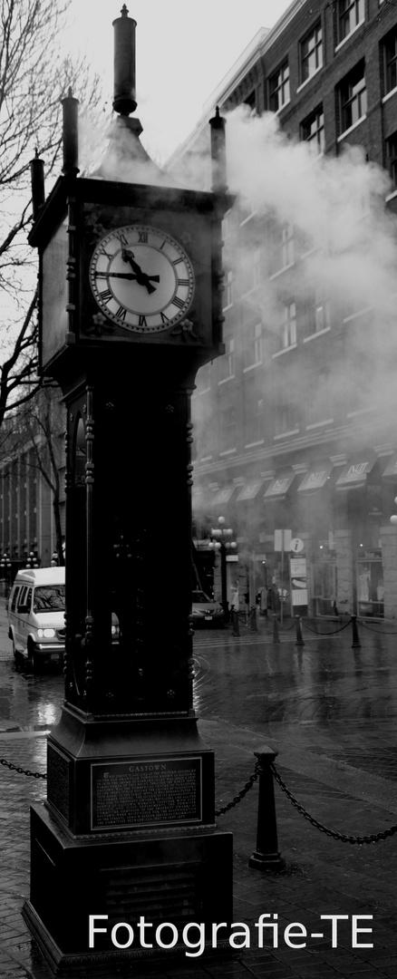 Steam Clock - Gastown