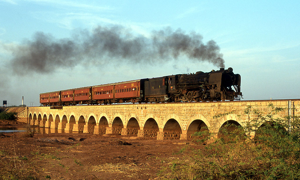 Steam in Gujarat 2