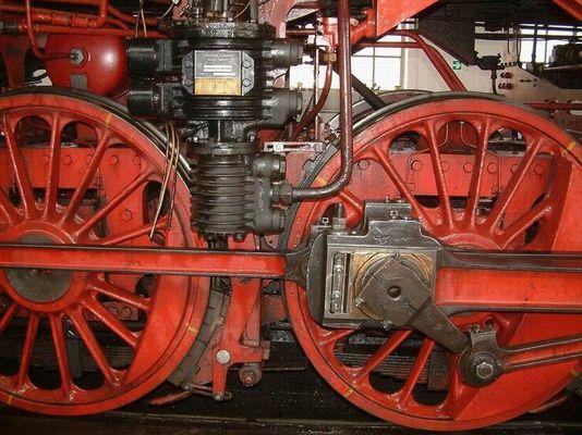 steam power 1939