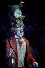 Steam Punk Clown