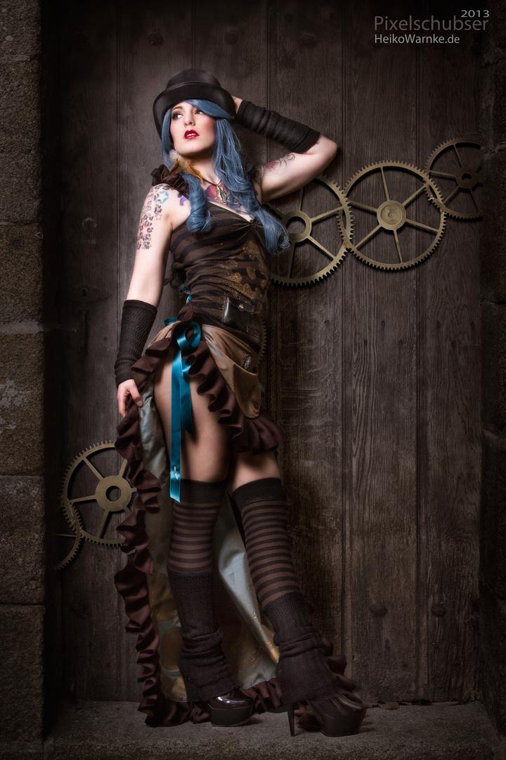 Steam Punk - Lady