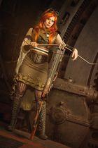 Steampunk princess