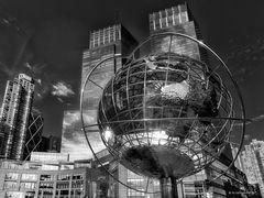Steel Globe