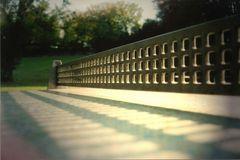 steel wall shadows