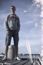 Stefan am Yachthafen Kühlungsborn